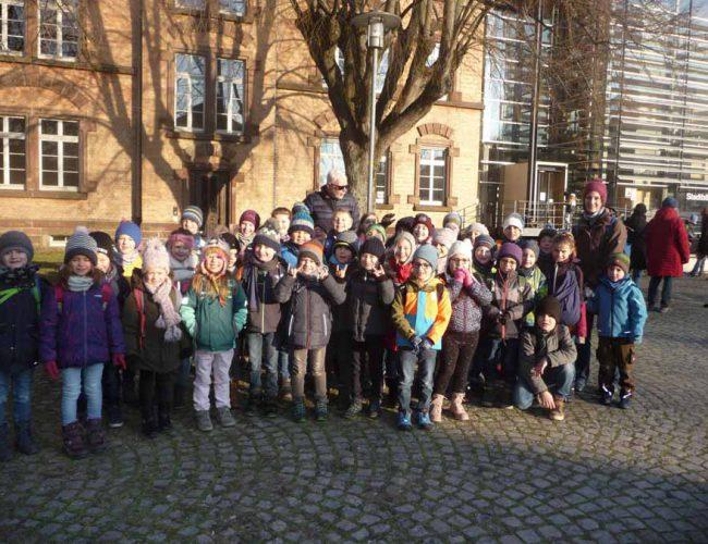 Theaterfahrt (Klasse 1 und 3); Januar 2020